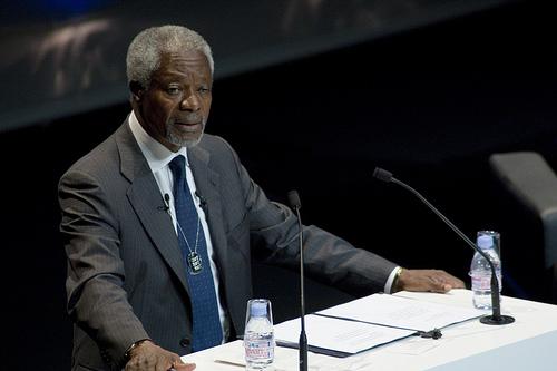 Kofi Atta Annan