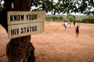 Boodschap aidscampagne loveLife brengt Zuid-Afrikanen in de war