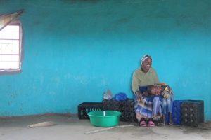 Een klik met de Xhosa